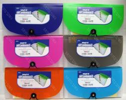 13 Pocket Bazic Expanding File & Coupon Organizer Check Size