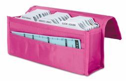 hannah coupon organizer in pink