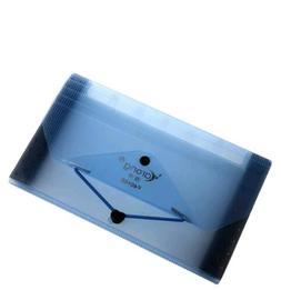 Expanding 13 Pocket File Coupon Accordion Organizer Folder,