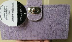 File n Go Personal Organizer Clutch  Photos, Recipes, Checks