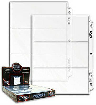 10 3 pocket coupon storage organizer binder