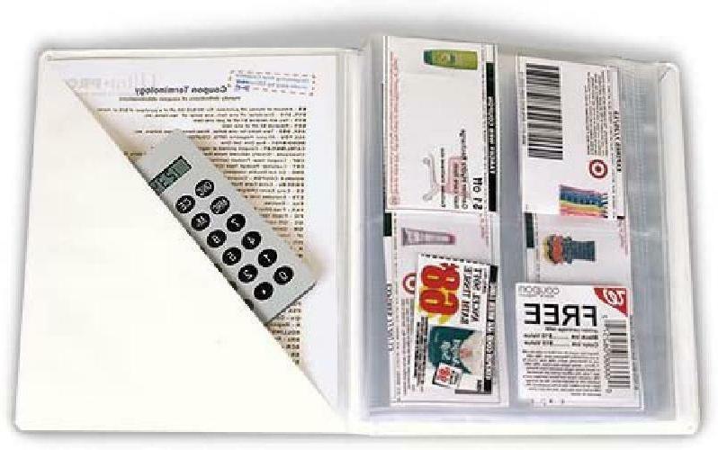 Ultra 4-Pocket Organizer 2 Inside Pockets,