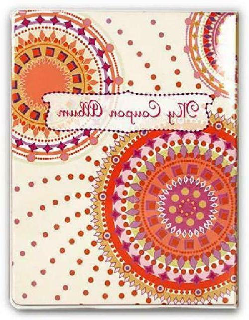 4 pocket coupon organizer portfoliom 2 inside