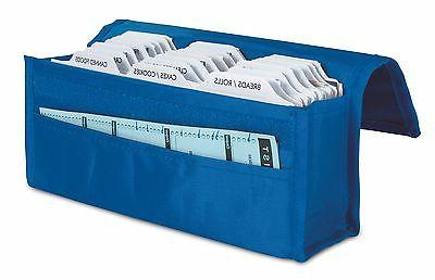 hannah direct expandable coupon organizer in bright