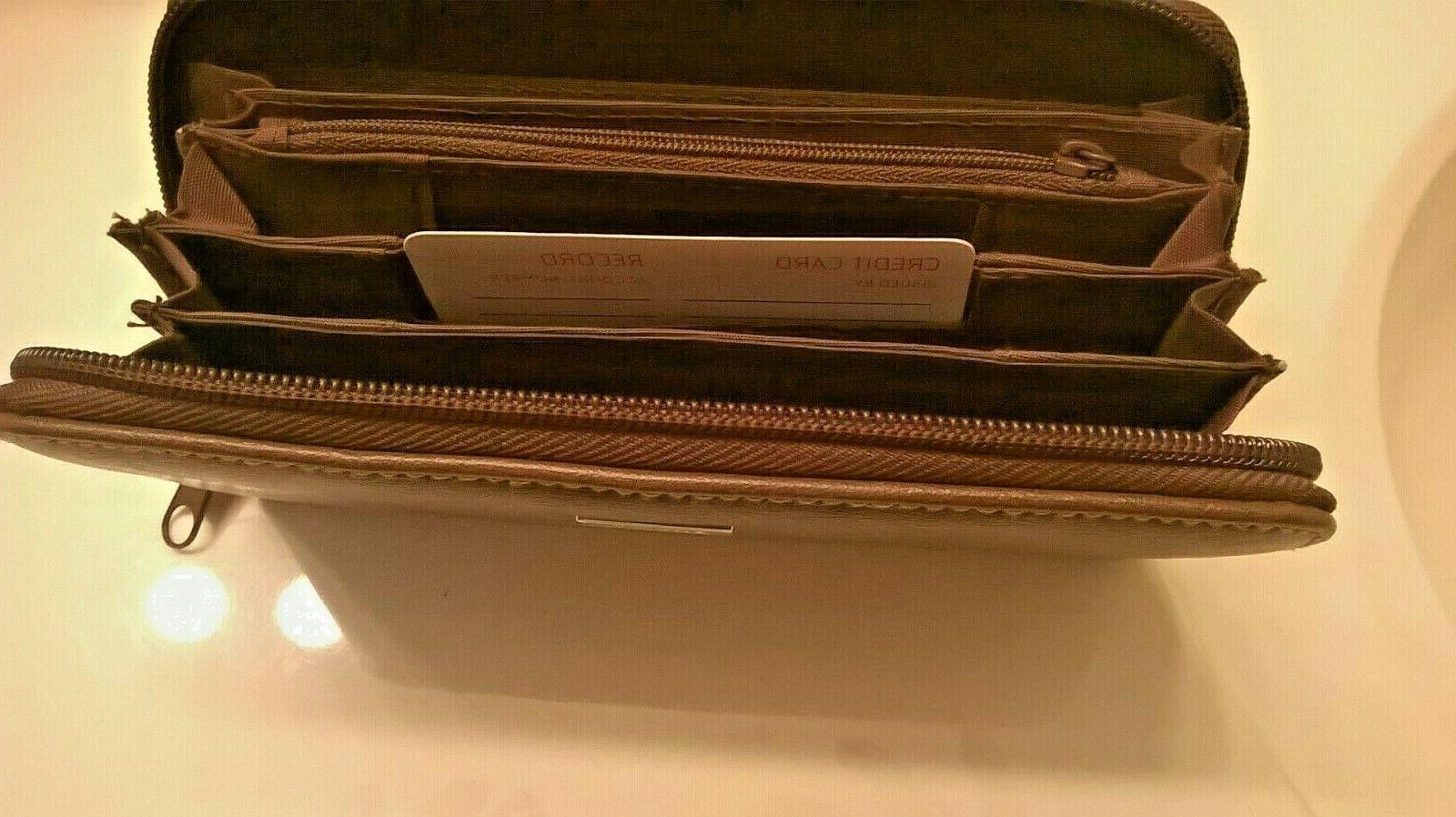 Rosetti Wallet Coupons, Checkbook, Debt