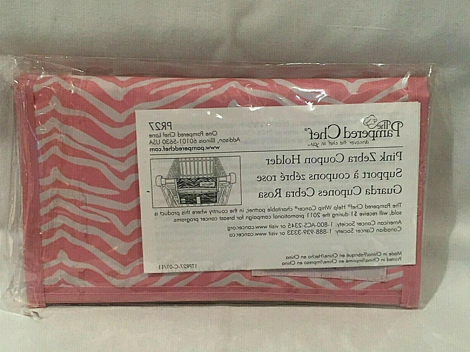 pampered chef coupon holder organizer help whip