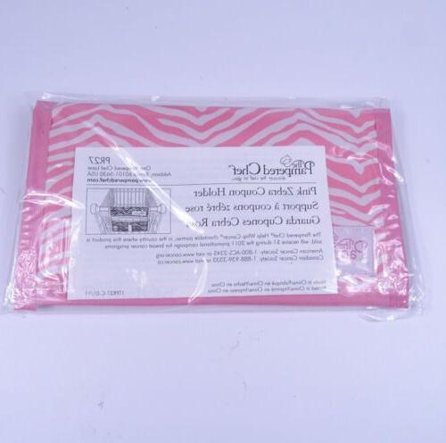 pampered chef help whip cancer coupon holder