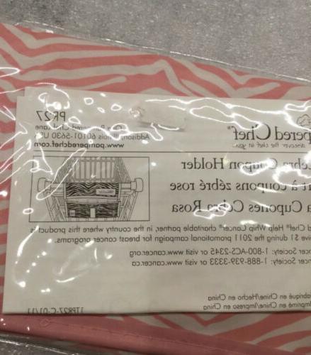 Pampered Pink Coupon Holder PR27 New/Sealed Package