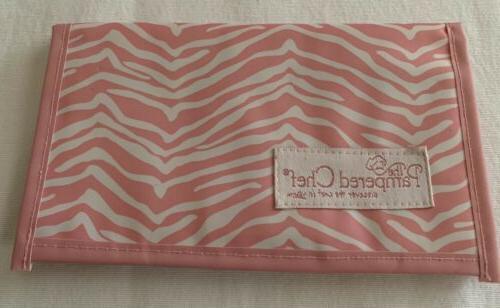 pink zebra coupon holder pr27
