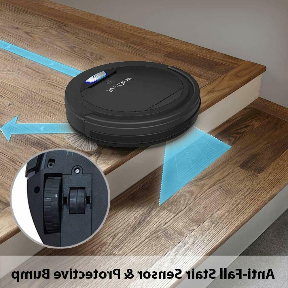 PureClean PUCRC26B Smart Robot Hardwood Floor