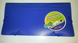 Large Coupon Organizer 13 Pockets-Expandable, Elastic Closur