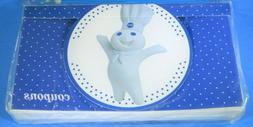NIP 1995 Pillsbury Doughboy Poppin' Fresh Coupon Holder/Orga