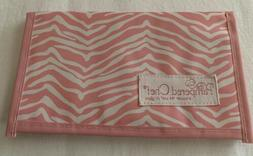 Pampered Chef Pink Zebra Coupon Holder PR27