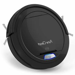 PureClean PUCRC26B Smart Automatic Robot Vacuum Cleaner, Car