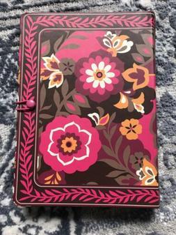 Vera Bradley Accordian Coupon Organizer Pholio & Notepad Pin